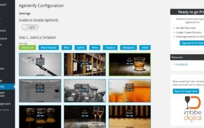 Evolution of Age Verification WordPress Plugins  such as Vape, Marijuana, Alcohol & Adult sites – pt 1