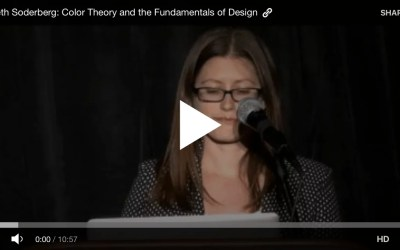 Color Theory and the Fundamentals of Design by @bethsoderberg