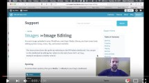 VIDEO The strange counter intuitive flow of the WordPress Cropping tool