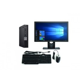 Dell OptiPlex 5060 8th Gen Intel Core i7 Micro Brand PC