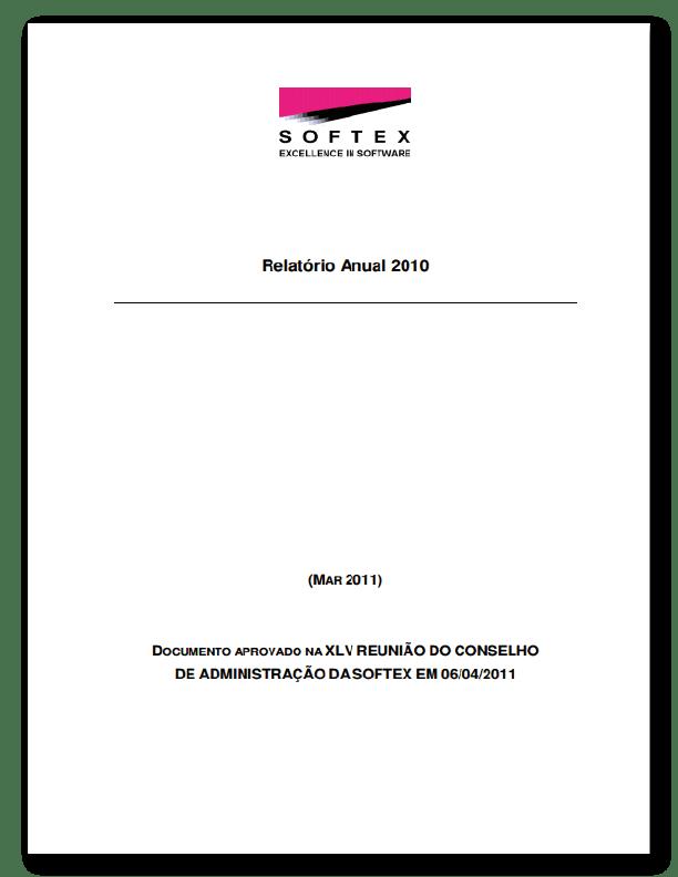 Relatório Anual 2010