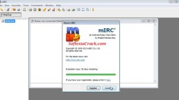 mIRC Crack free download