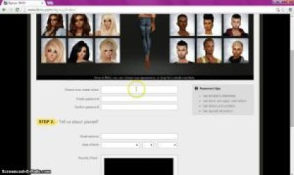 IMVU Sign Up Free