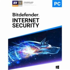 Bitdefender Internet Security 2021 Free Trial for 90 Days Key