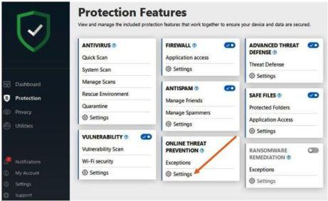 bitdefender antivirus 2019 key features