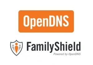 OpenDNS Family Shield