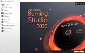 Ashampoo Burning Studio 2020 License Key Free Full Version