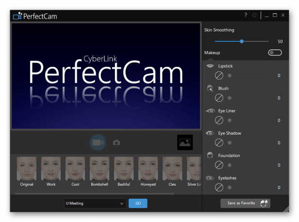 CyberLink PerfectCam Crack