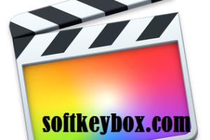 Final Cut Pro X Crack Plus Free Keygen Full Version [Mac+Win]