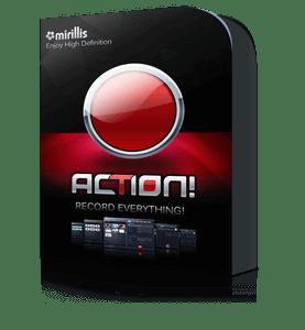 Mirillis Action [4.9.0] Crack (Latest)+Activation Key