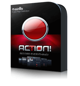 Mirillis Action [4.9.0] Crack (Latest)+Activation Key