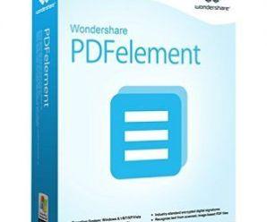 Wondershare PDFelement Professional  8.0.5.217 Crack Free Download
