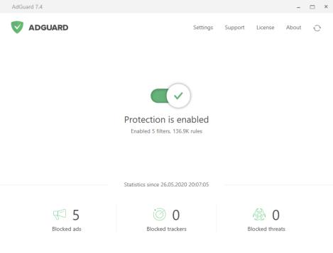 Adguard Premium [7.4.3202.0] Crack With License Key (2020) Download