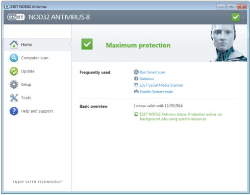 ESET NOD32 Antivirus [13.1.21.0] Crack With License Key (2020) Download
