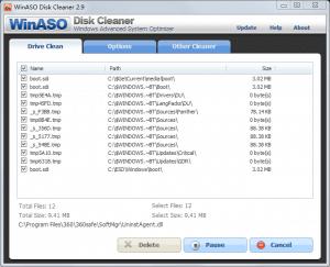 WinASO Disk Cleaner 3.1.0 Crack 2021 Download 1