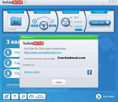 YouTube By Click Premium 2.2.134 Crack With Activation Code Free Download