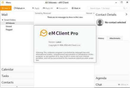 eM Client Pro 8.0.2820.0 With Crack Free Download 2020