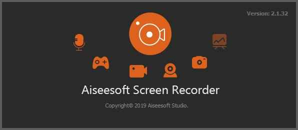 Aiseesoft Screen Recorder [2.2.22] With Crack Free Download