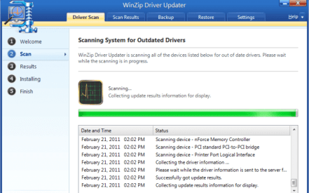 WinZip Driver Updater Crack 5.34.3.2 Latest Version Free Download