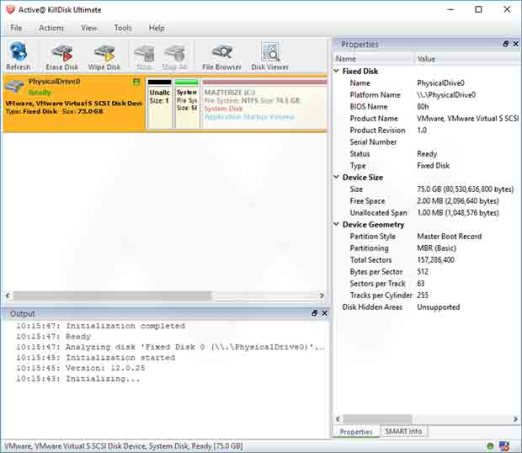 Active KillDisk Ultimate 13.0.7 With Crack Latest 2021 Download