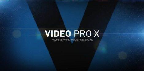 MAGIX Video Pro X12 18.0.1.89 x64 Crack Free Download