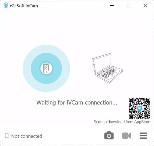 iVCam 6.1.5 Crack With License Key Latest Version 2021 Free Download