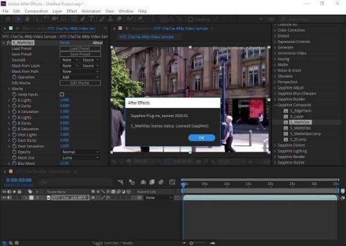 Boris FX Sapphire 2021.02 Plug-ins for Adobe & OFX Free 2021