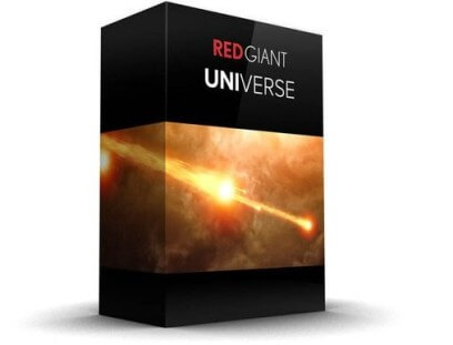 Red Giant Universe 3.3.3 Full Version Download 2021