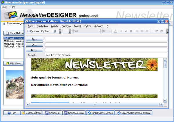 Newsletterdesigner pro direct download link