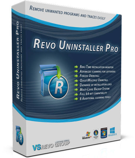 Revo Uninstaller Pro Free Download