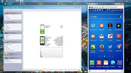 MyPhoneExplorer Download Windows PC Contacts Backup Client