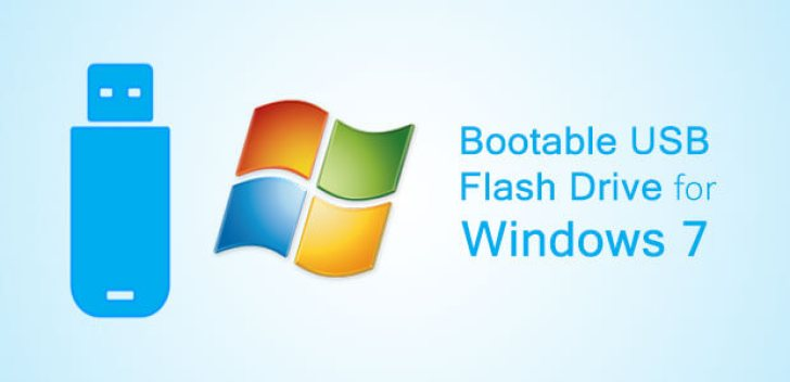 Create Windows 7 Bootable USB Drive From ISO File & Installation