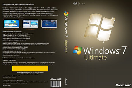 microsoft windows 7 ultimate iso free download