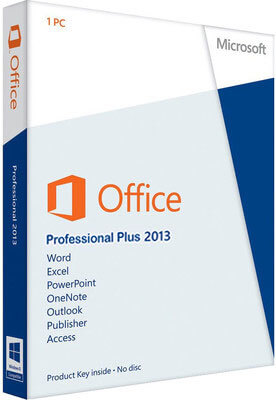 Microsoft Office 2013 Professional Plus ISO Free Download [32/64-Bit