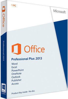 MS Office 2013 Pro Plus ISO Download 32 64 Bit DVD Box