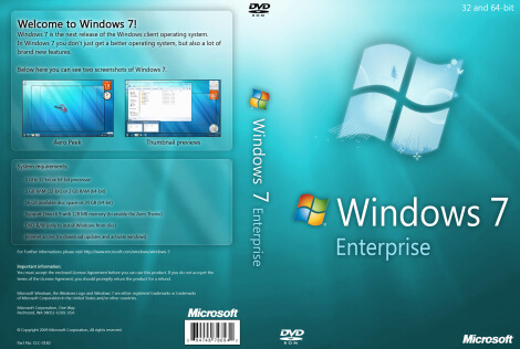 windows 7 ultimate 64 bit testversion