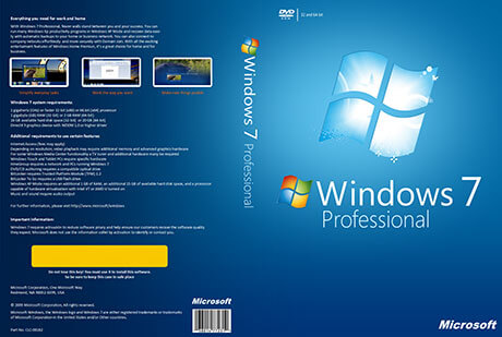 Windows 7 Professional ISO Download