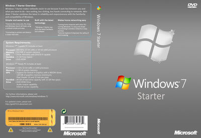 microsoft windows 7 starter snpc oa download