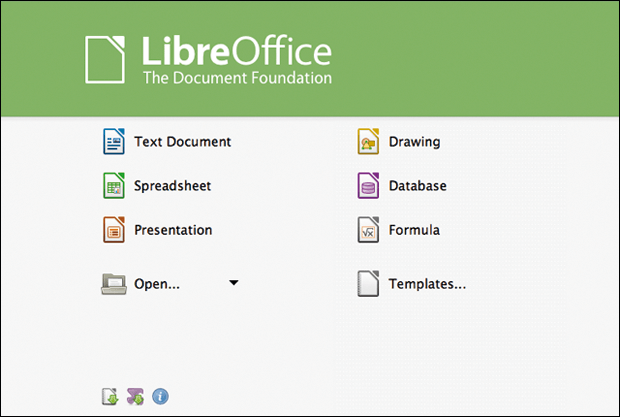 Libreoffice Suite V5