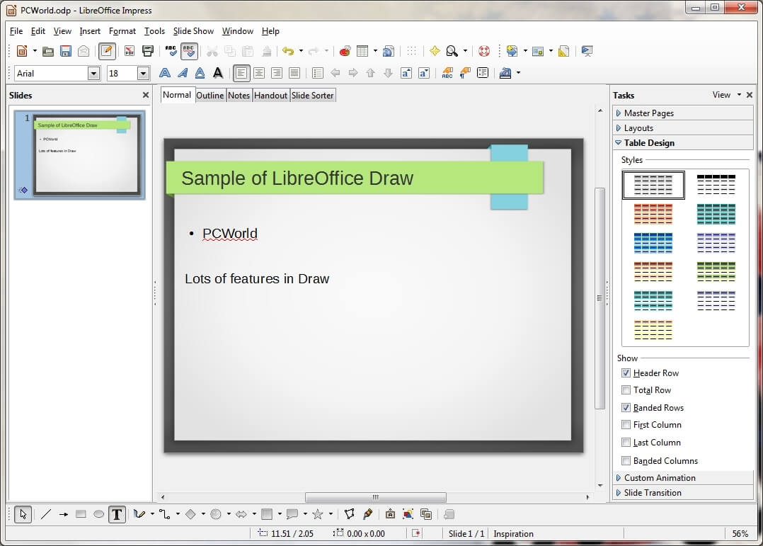 Libreoffice Free Download V5 0 1 Open Source Office