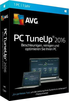 AVG PC Tuneup 2016 Free Download