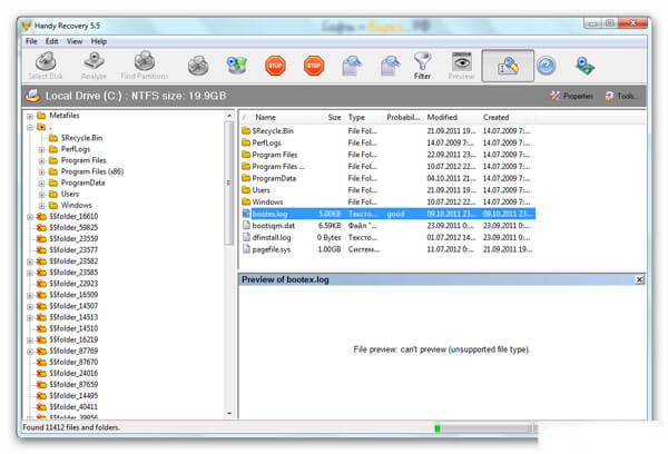 handy recovery software free download