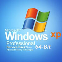 Windows XP 64 Bit ISO Download