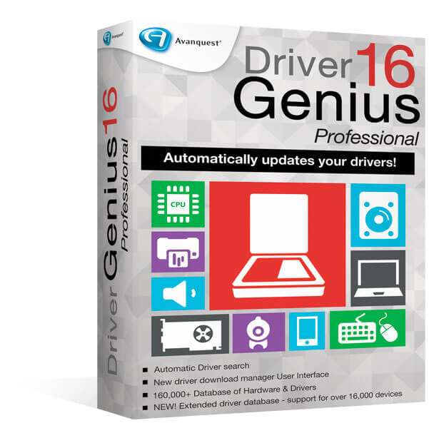 Driver Genius Pro 16 Free Download [ Update Drivers 2017 ] :- Softlay