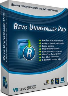 Revo Uninstall Pro 3.1.9 Cover Page