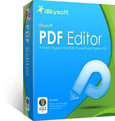 IskySoft PDF Editor 6 Professional Free Download