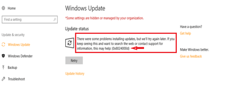 How To Fix Windows 10 Update Error Code 0x8024a105 Softlay