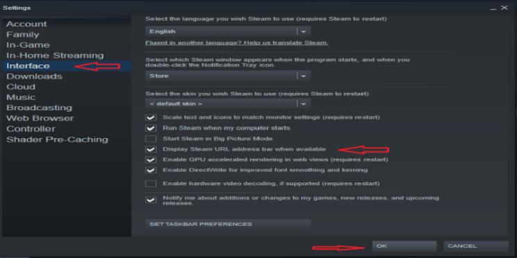 steam screenshot folder