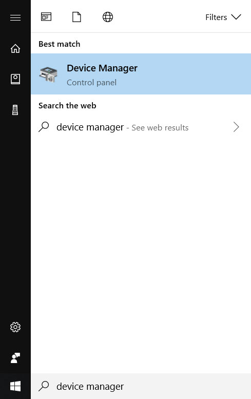 Device Manager- Plugged in not charging