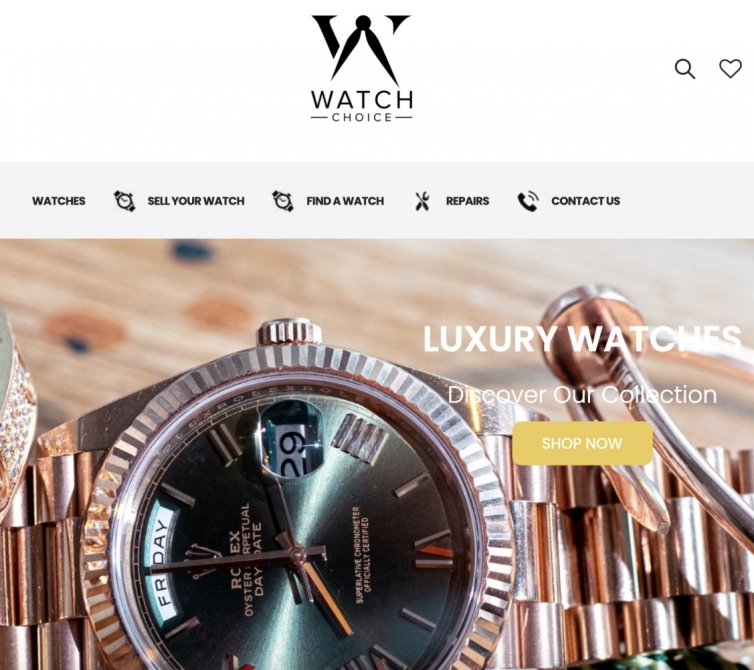 The watch choice
